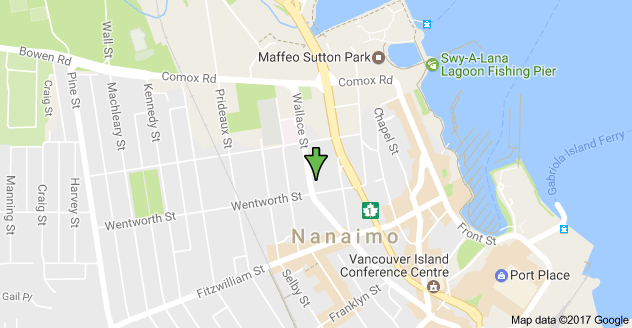 NARSF Office Location Map